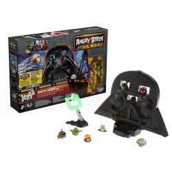 Hasbro A4805E24 - Star Wars Angry Birds Jenga Rise Of Darth Vader Game